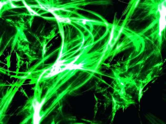 نور سبز